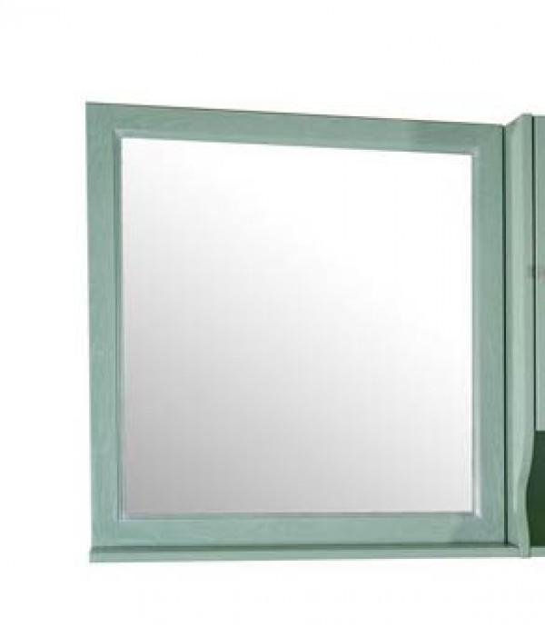 Зеркало ASB-Woodline Гранда 80 Verde