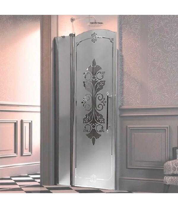 Душевая дверь в нишу Huppe Design victorian DV0302.092.344