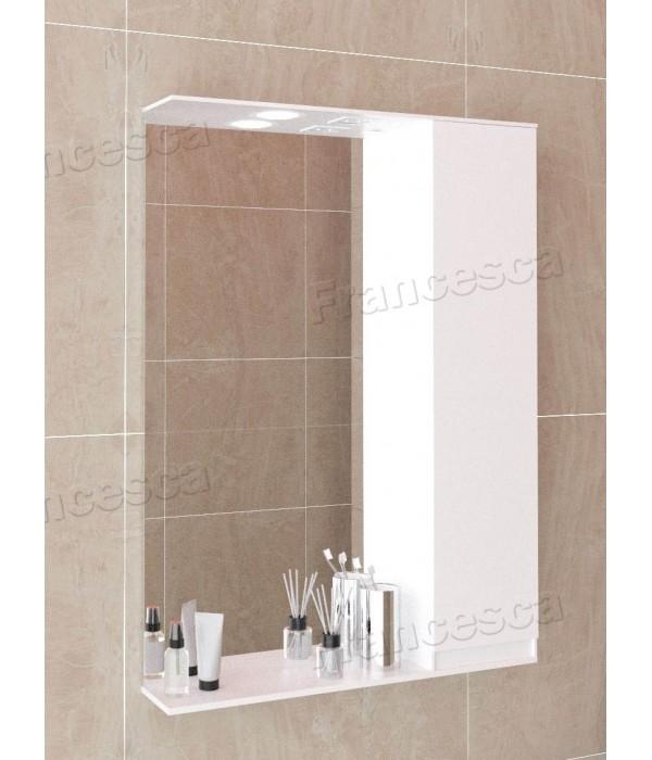 Зеркало-шкаф Francesca Сан-Ремо 60