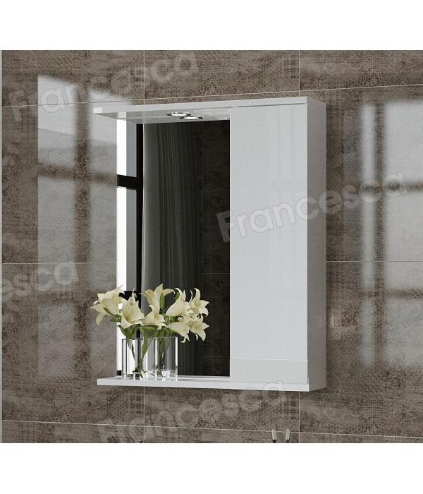 Зеркало-шкаф Francesca Варио 60