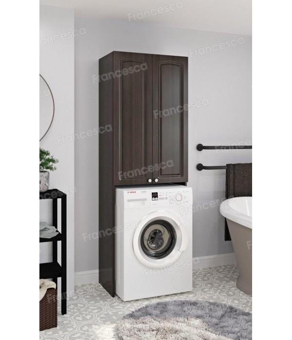 Шкаф над стиральной машиной Francesca Империя 67 венге