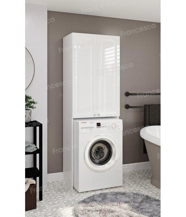 Шкаф над стиральной машиной Francesca Империя 67 белый