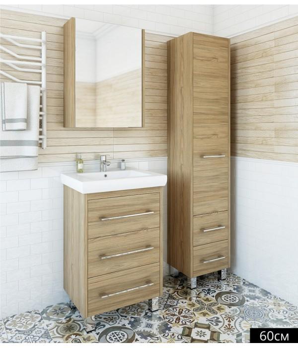 Комплект мебели Sanflor Ларго 60 вяз швейцарский