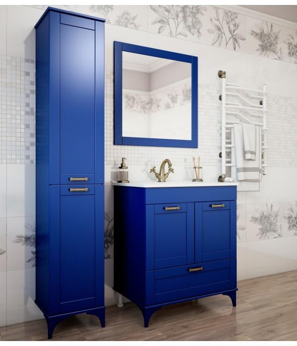 Комплект мебели Sanflor Ванесса 75 напольная, индиго