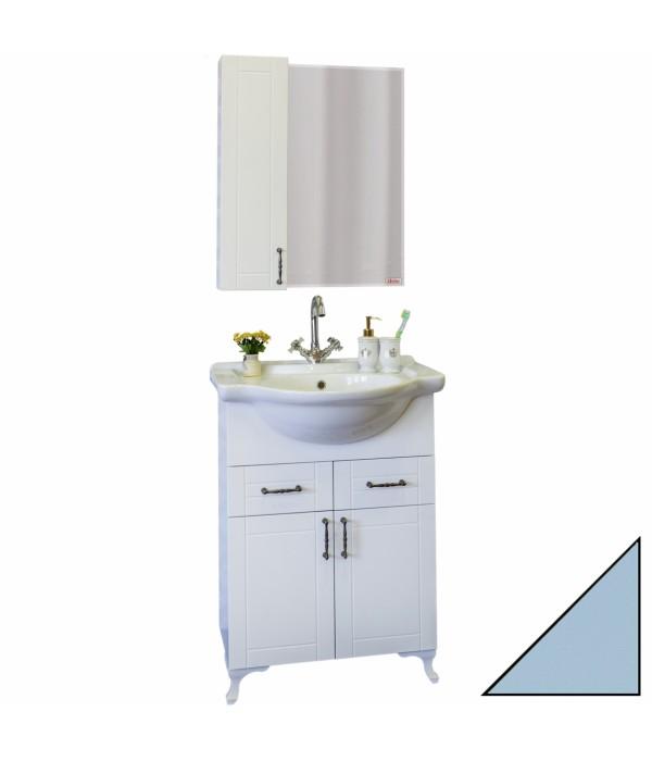 Комплект мебели Sanflor Глория 65 серая