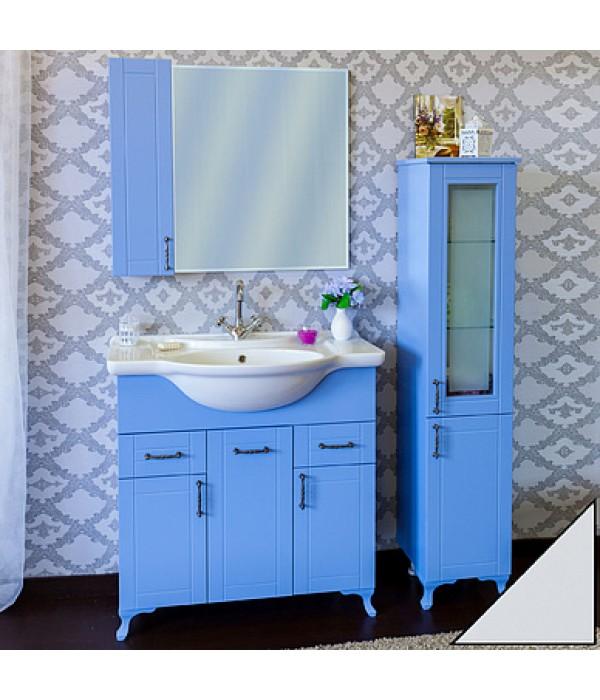 Комплект мебели Sanflor Глория 85 белый