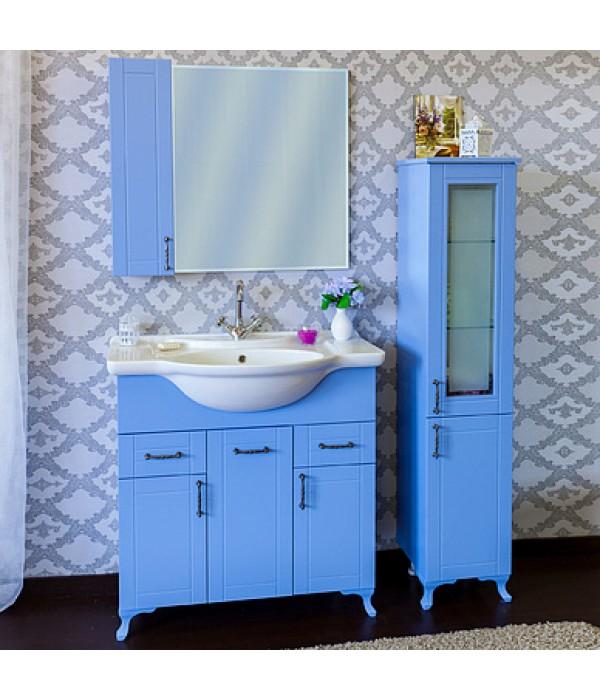 Комплект мебели Sanflor Глория 85 голубая
