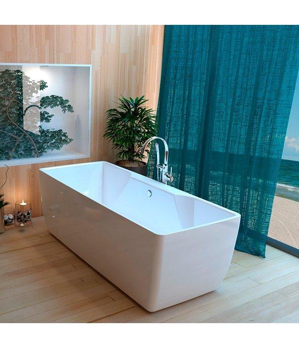 Акриловая ванна Sole Alfa 180х76