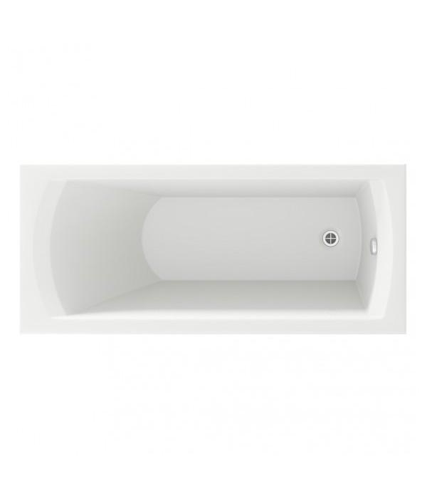 Акриловая ванна Mirsant Бетта 150х70