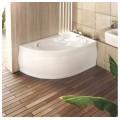 Акриловая ванна Mirsant Фанагория 170х100 левая