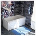 Акриловая ванна Mirsant Каспий 170х75