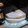 Акриловая ванна Mirsant Ливадия 160х100 правая