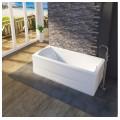 Акриловая ванна Mirsant Ривьера 180х80