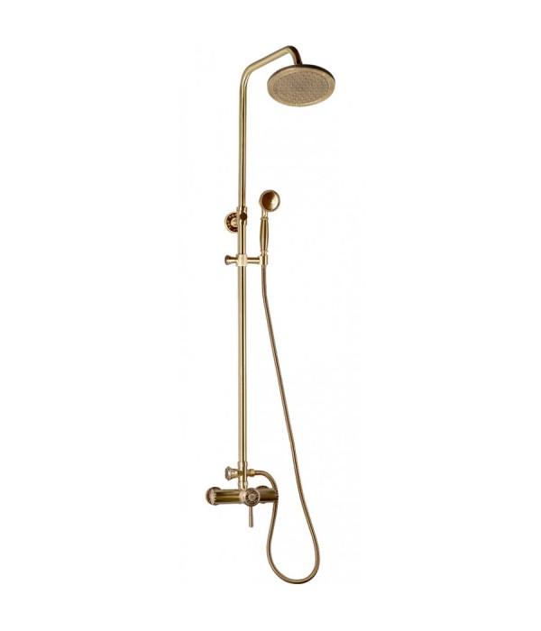 Душевая стойка Bronze de Luxe 10118/1R