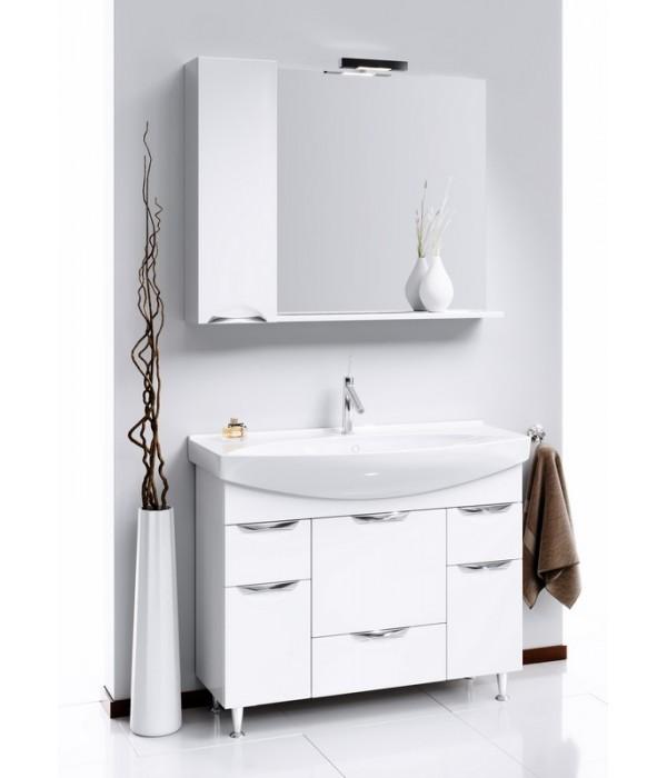 Комплект мебели Aqwella Лайн 105