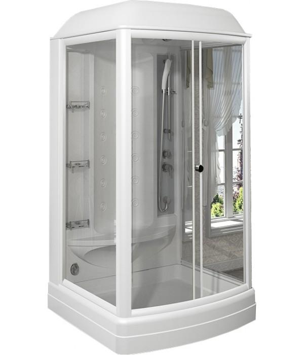 Душевая кабина Radomir Диана 1 стекло прозрачное
