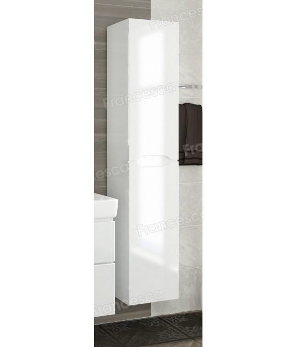 Шкаф-пенал Francesca Duo Plus 35 подвесной