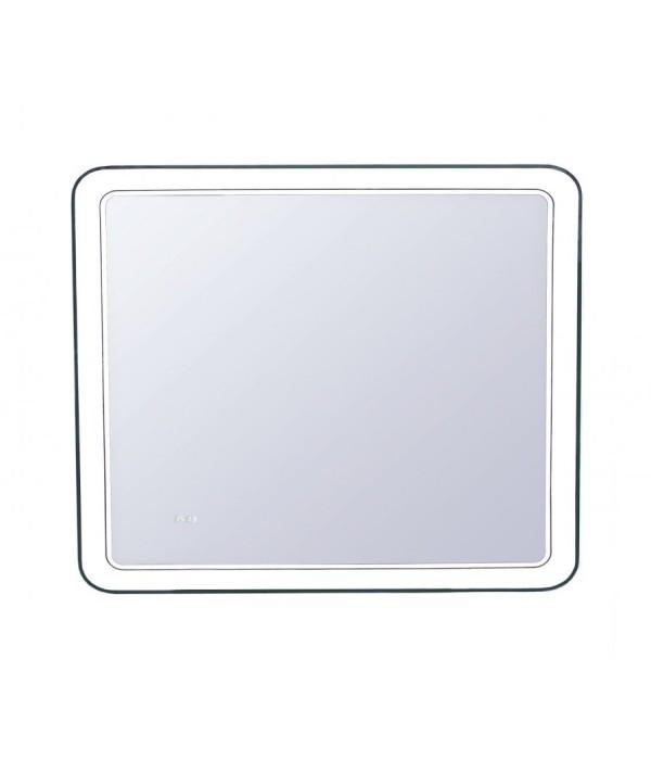 Зеркало Style Line Атлантика 100 с подсветкой и часами