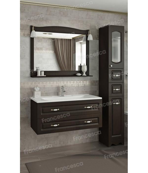 Комплект мебели Francesca Империя П 100 подвесной венге