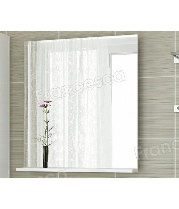 Зеркало Francesca Eco Plus 60 с полкой