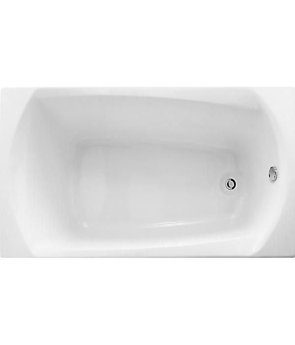 Акриловая ванна 1MarKa Elegance 120х70, с ножками