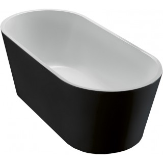 Акриловая ванна BelBagno BB71-1700-NERO