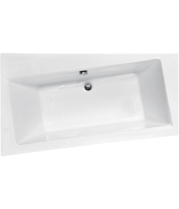 Акриловая ванна Besco Infinity 170x110 L