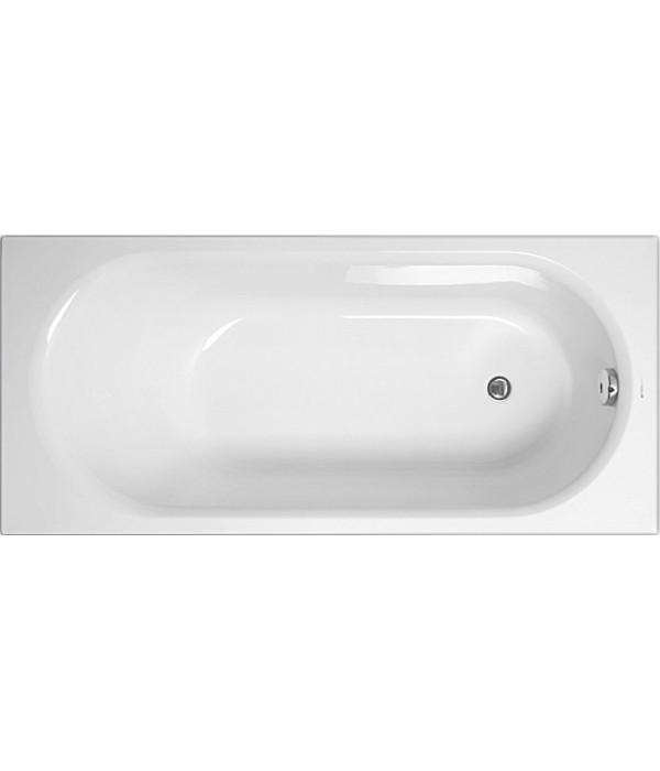 Акриловая ванна Vagnerplast Kasandra 160 см ультра белый