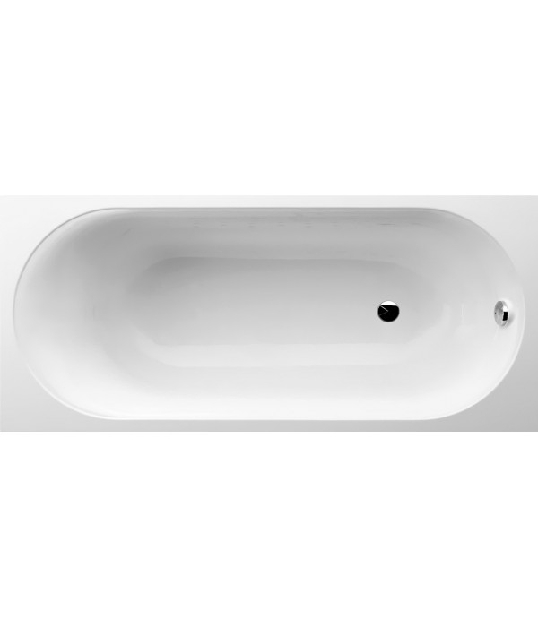 Акриловая ванна Villeroy & Boch Cetus UBQ170CEU2V-96 star white