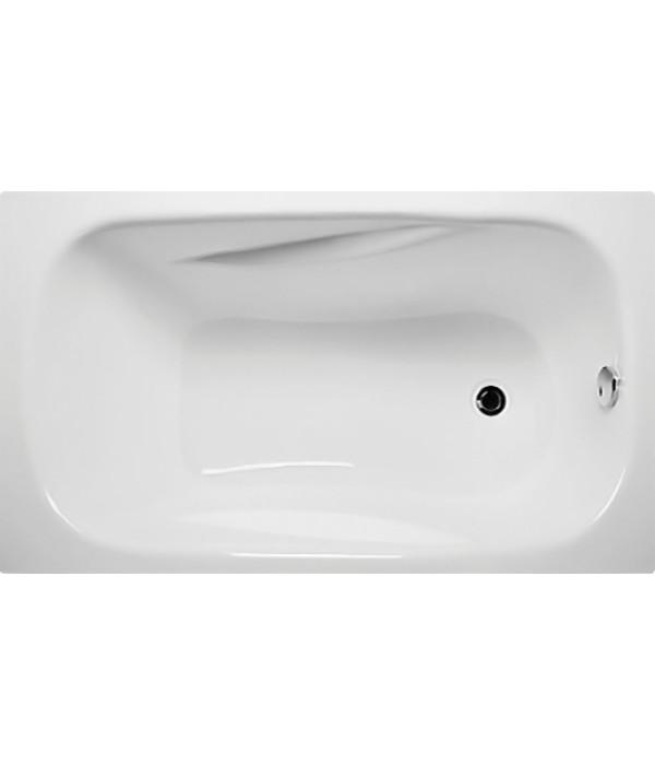 Акриловая ванна 1MarKa Classic 120х70, с каркасом