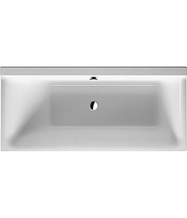 Акриловая ванна Duravit P3 Comforts SX 700375 L 170х75