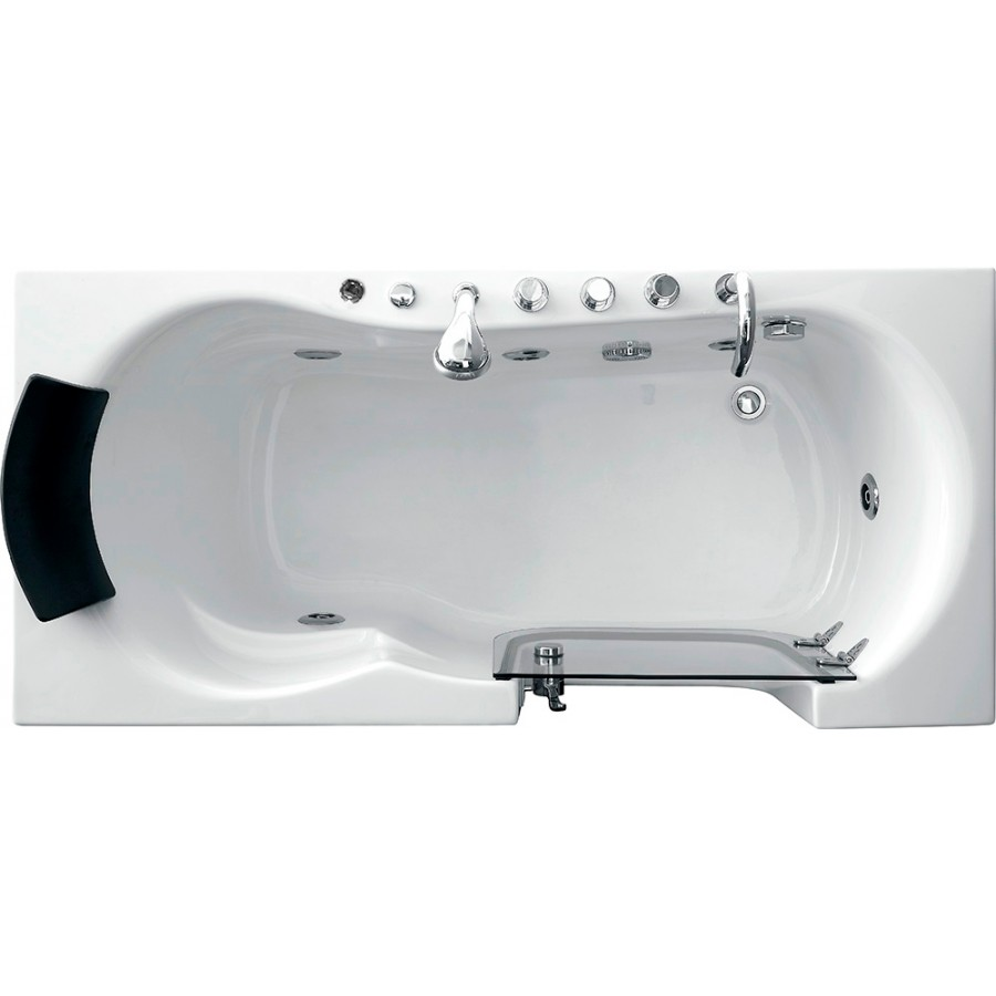 Акриловая ванна Gemy G9246 B R