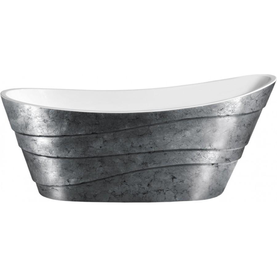Акриловая ванна Lagard Alya Treasure Silver