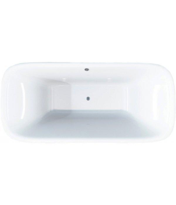 Акриловая ванна Sturm Royal 180x85, узкий слив-перелив тип S