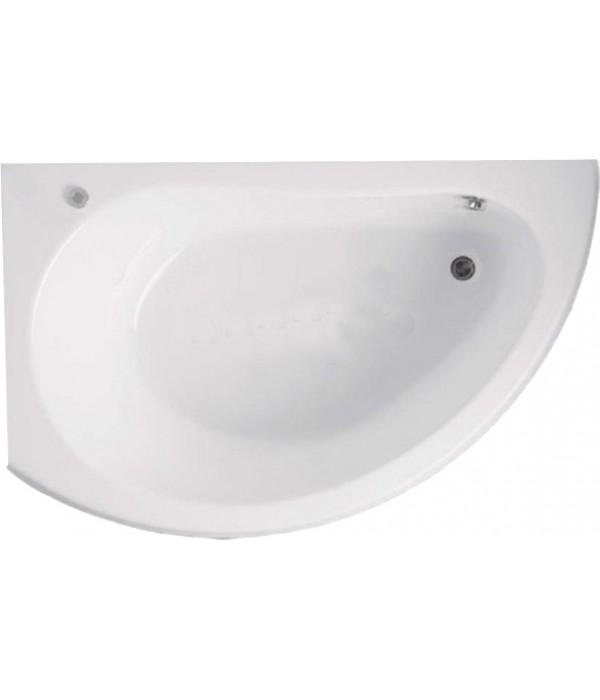 Акриловая ванна Vagnerplast Corona 160x100 L