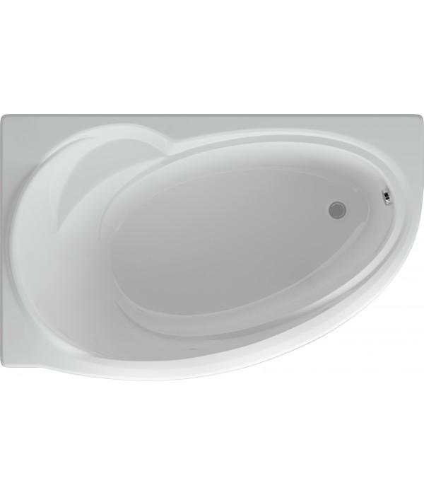 Акриловая ванна Акватек Бетта 170 L