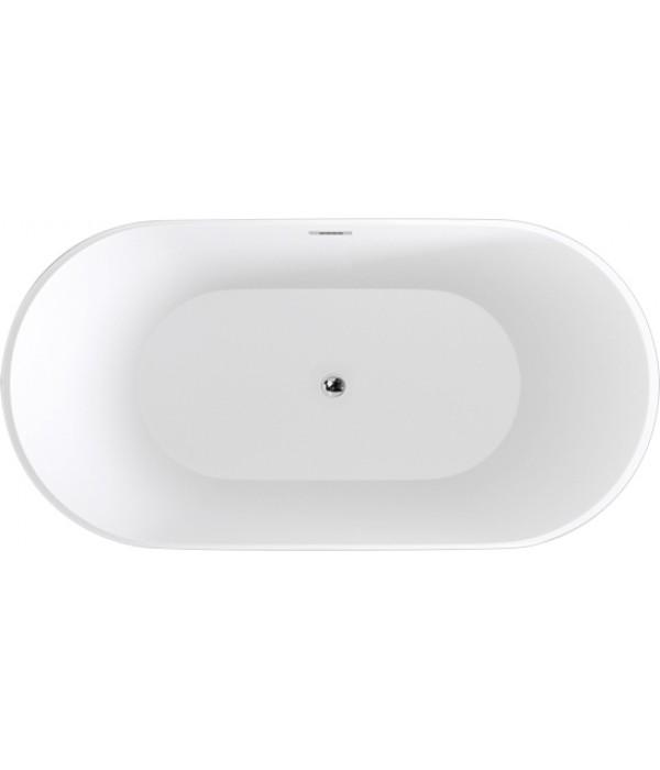 Акриловая ванна Black&White Swan SB103