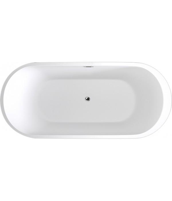 Акриловая ванна Black&White Swan SB105