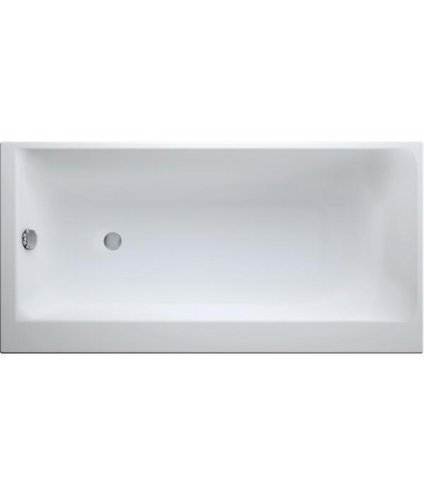 Акриловая ванна Cersanit Smart 170 R