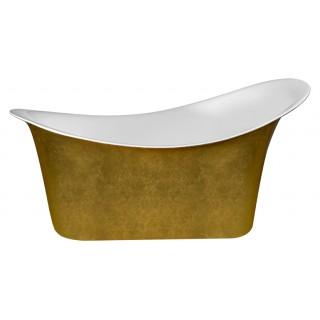 Акриловая ванна Lagard Tiffany Treasure Gold