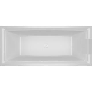 Акриловая ванна Riho Still Square 170x75 подголовник справа