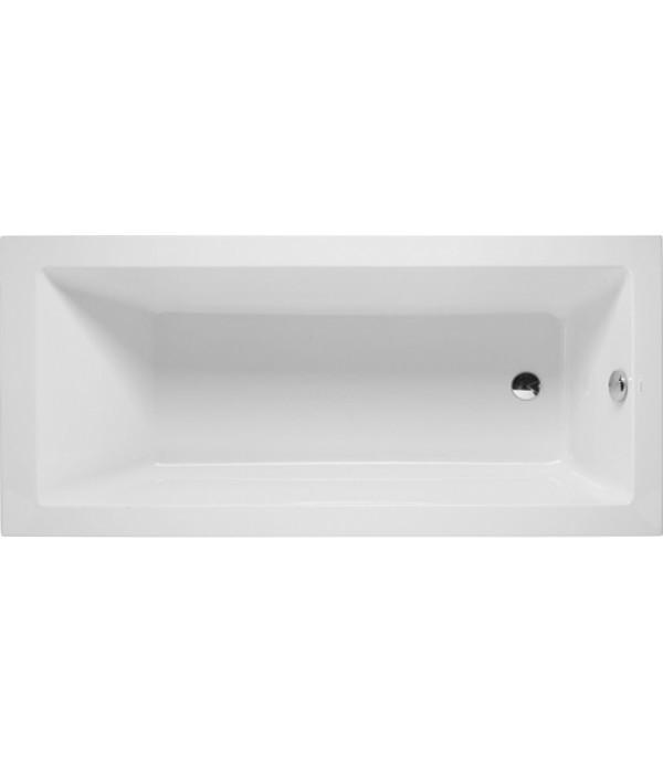Акриловая ванна Sanindusa Vertice 805900 170x75 с ножками