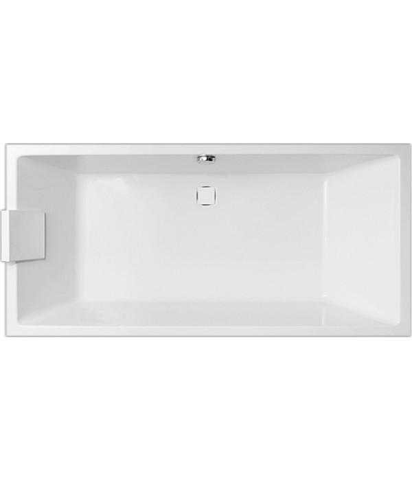 Акриловая ванна Vagnerplast Cavallo 190 см ультра белая