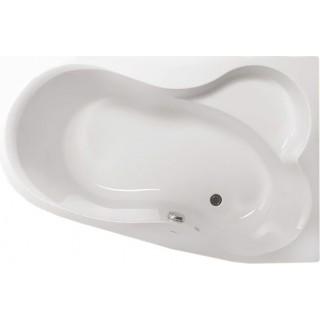 Акриловая ванна Vagnerplast Melite 160 R bianco