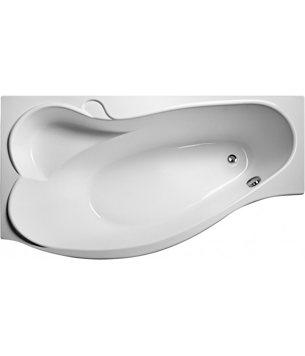 Акриловая ванна Marka One Gracia L 150 см