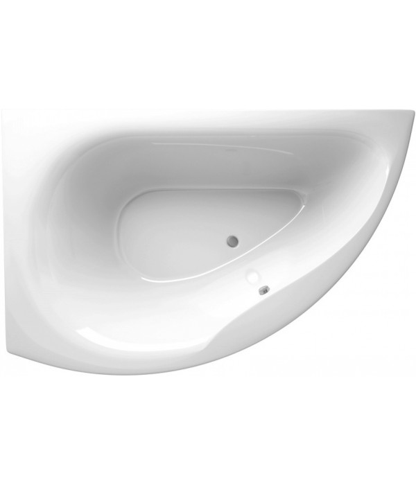 Акриловая ванна Alpen Dallas 160x105 L