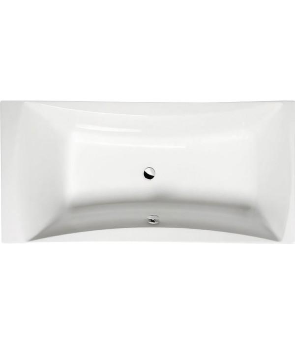 Акриловая ванна Alpen Alia 170x80