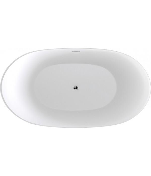 Акриловая ванна Black&White Swan SB104