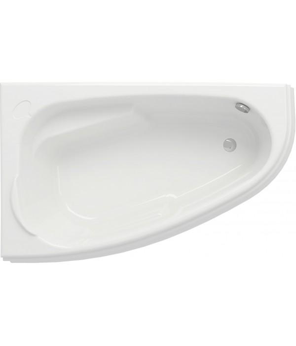 Акриловая ванна Cersanit Joanna 140 L ультра белый