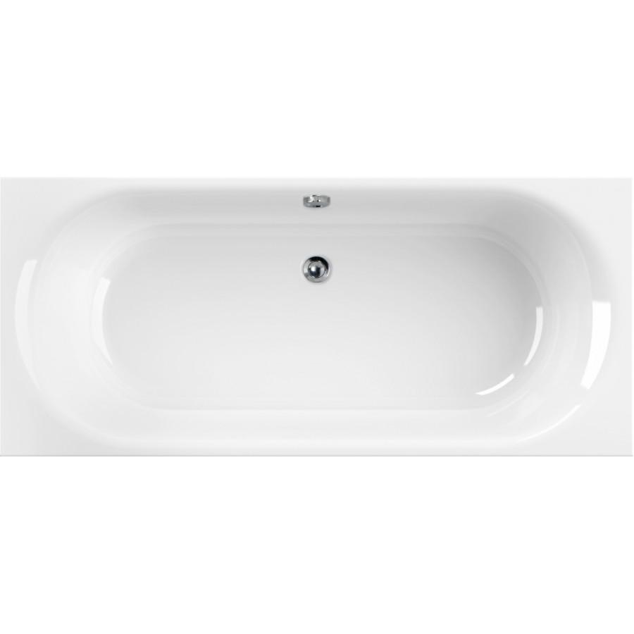 Акриловая ванна Cezares Metauro 180х80